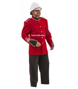 24th regiment of foot tunic
