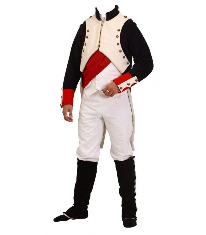 napoleon bonaparte uniform