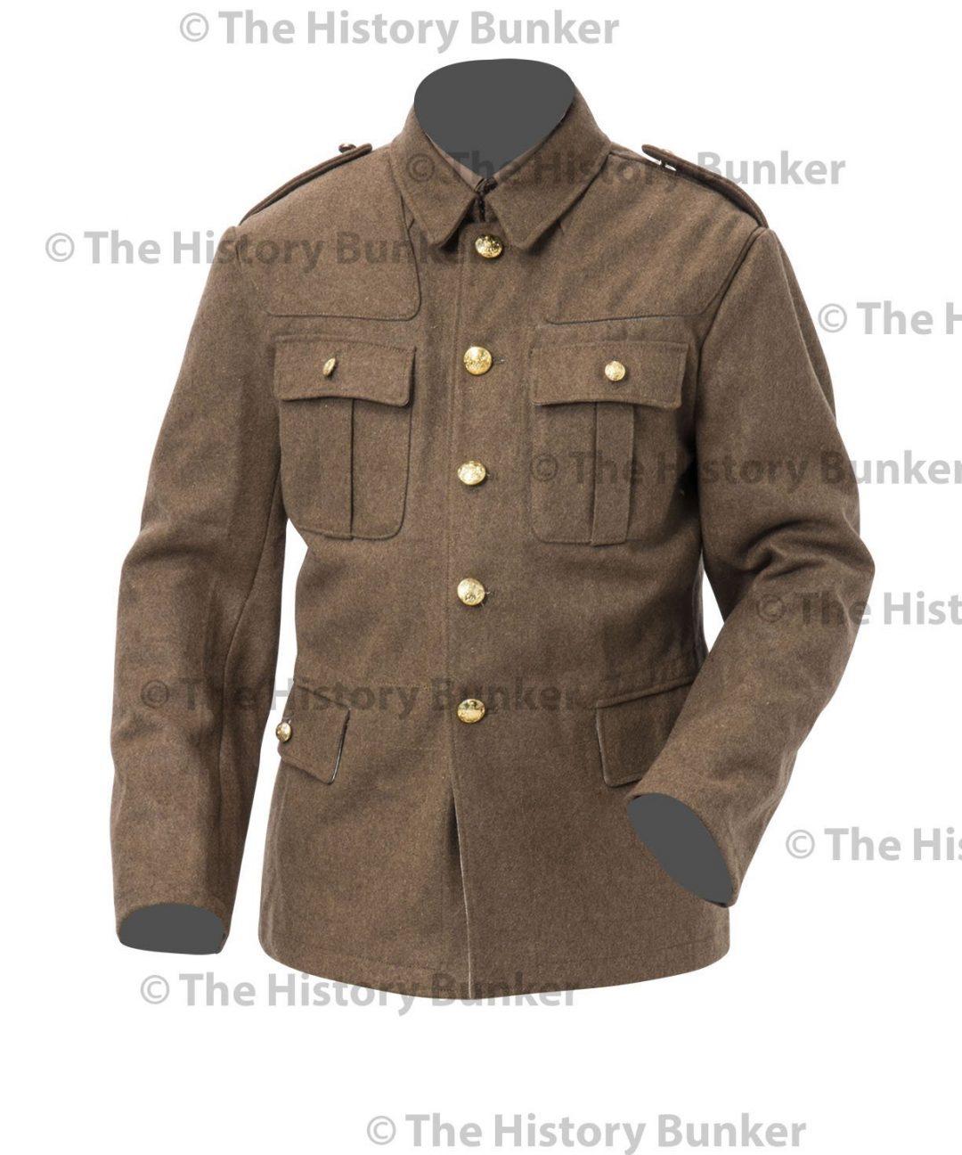 WW1 British army 02 tunic