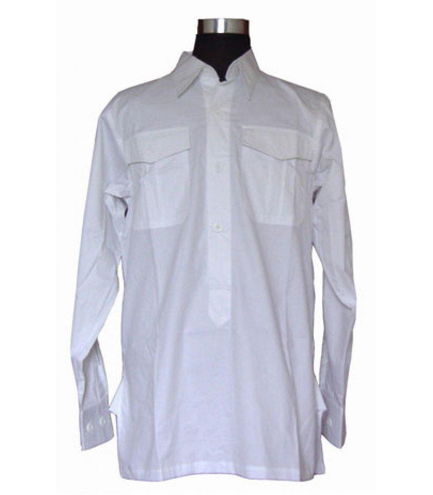 WW2 German officer white shirt
