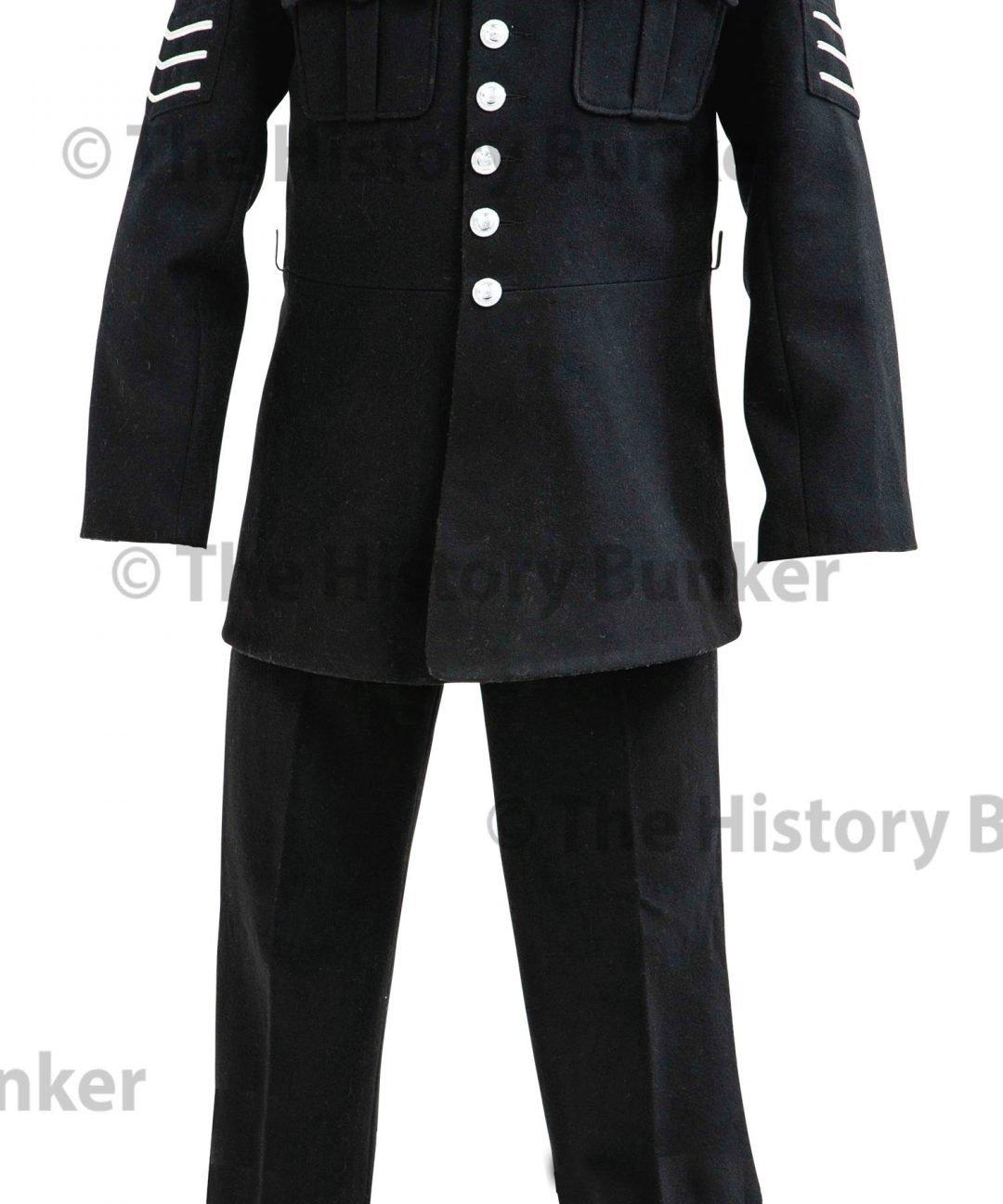 British Edwardian police uniform circa 1918