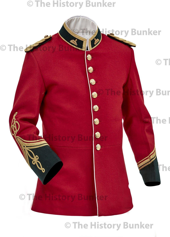 anglo zulu war officers tunic