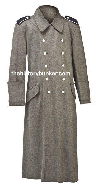 WW2 German Soldiers M40 wool overcoat
