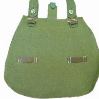 WW2 German Army Bread Bag green