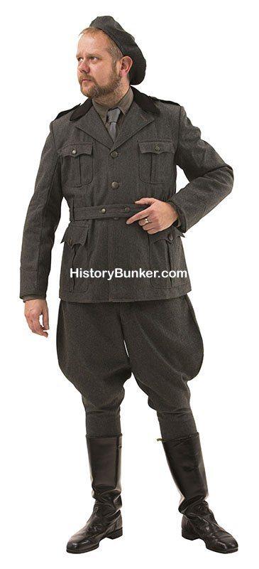 WW2 Italian M37 army uniform