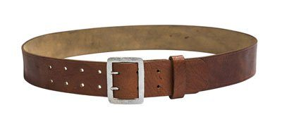 WW1 German army officers brown claw buckle belt