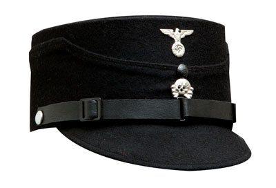 WW2 German SS Stormtrooper Kepi