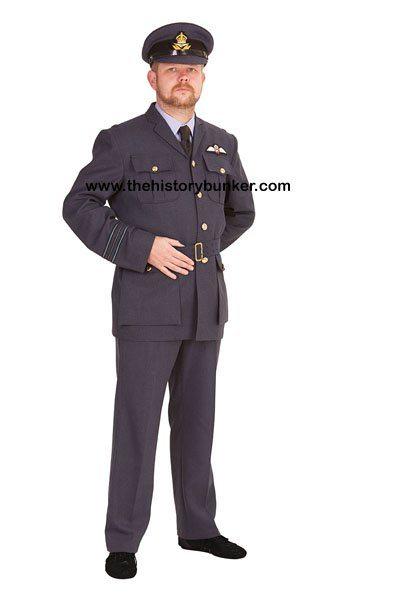 WW2 British RAF uniform