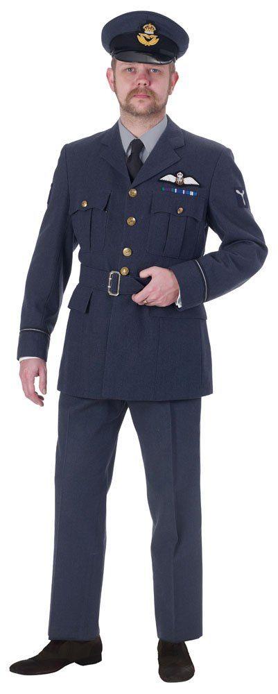 British RAF uniform for hire