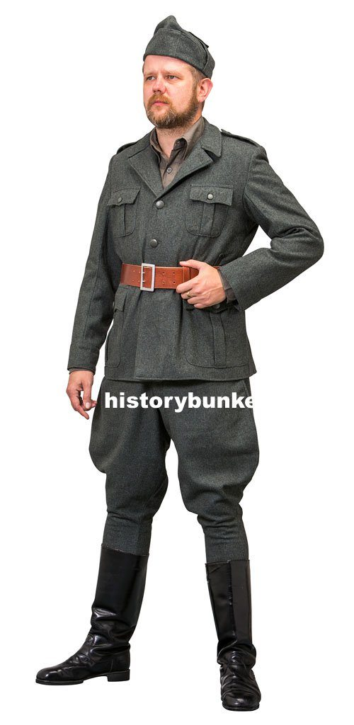 WW2 Italian M40 army uniform
