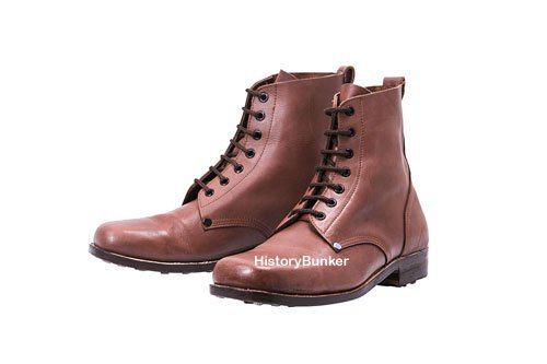 WW1 British Army boots