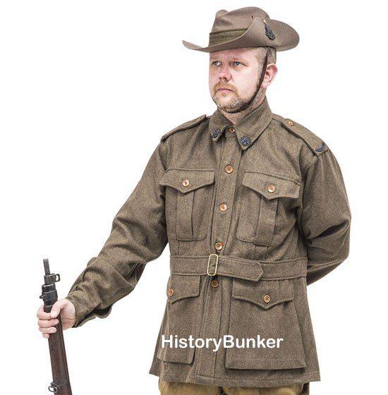 Australian ANZAC WW1