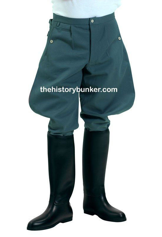 WW2 German army officer breeches M36 tricot