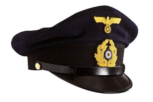 WW2 German Kriegsmarine Engineers cap