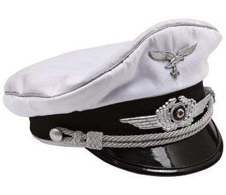WW2 Luftwaffe Pilots visor cap