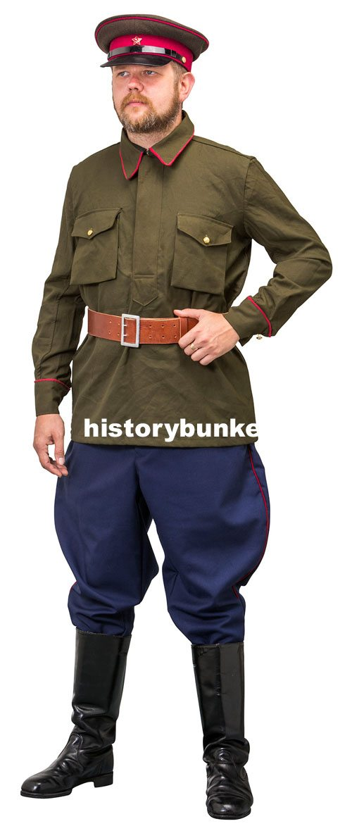 WW2 Soviet Russian uniforms for hire