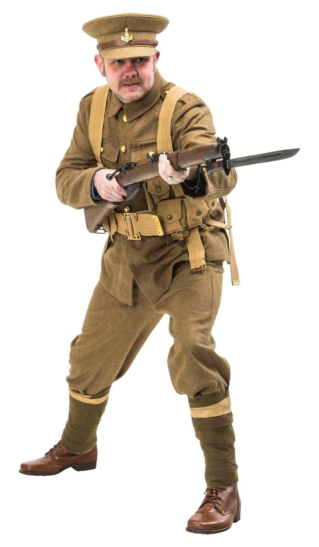 Ww1 Brit uniform hire