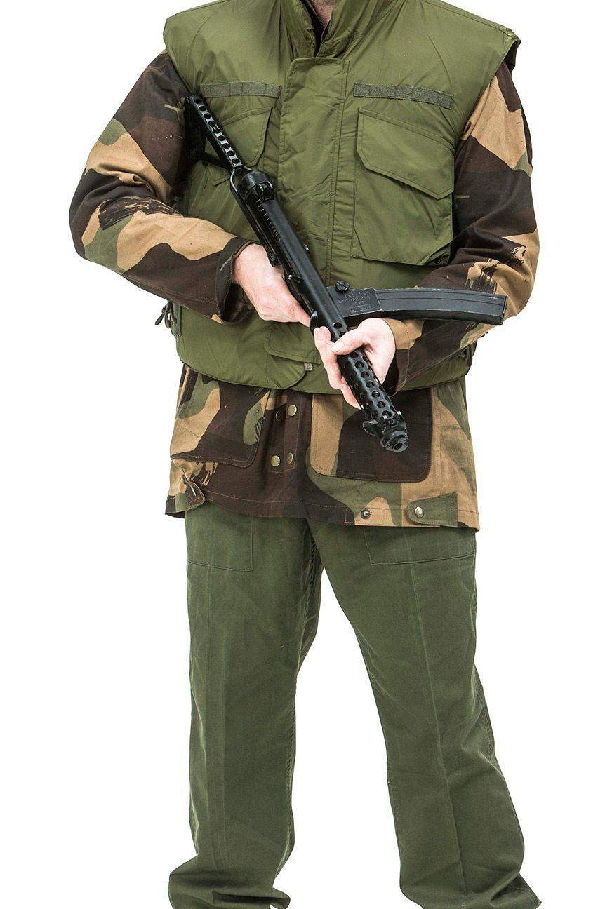 British Paratrooper Uniform 1969 Northern Ireland