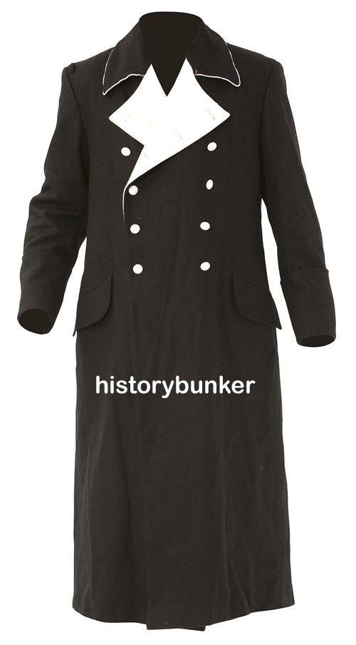 SS Allgemeine officers wool overcoat