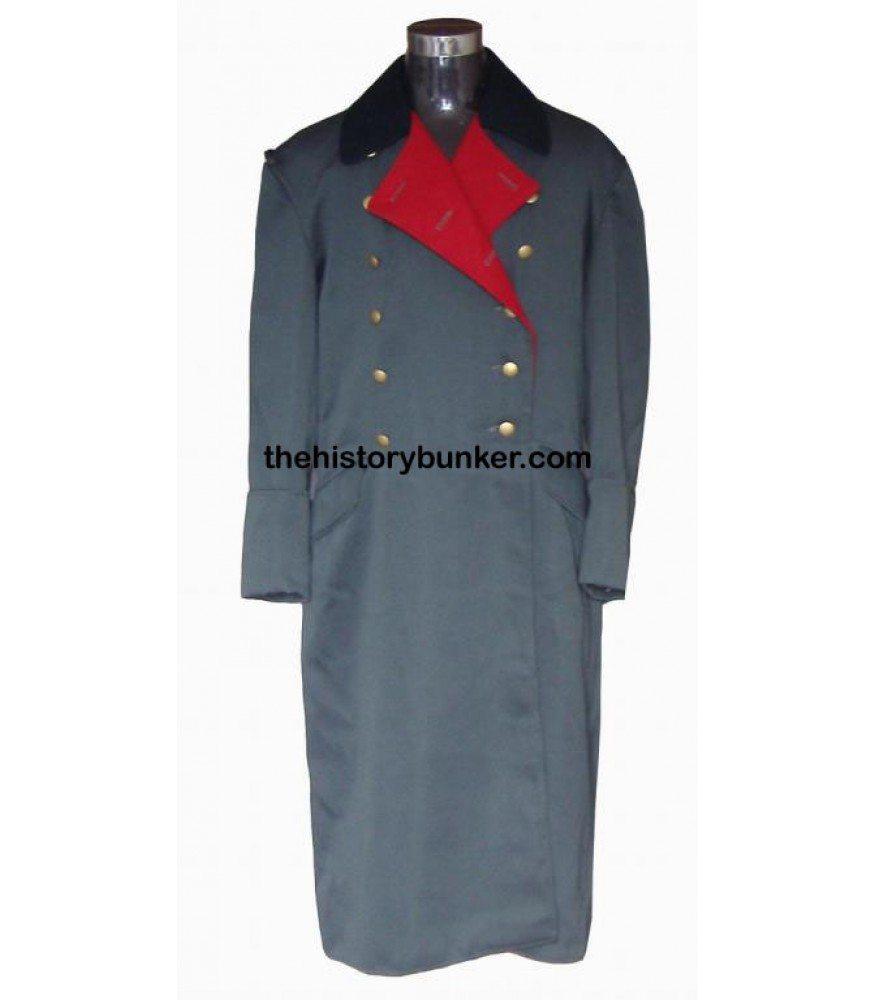 WW2 German Army Generals wool overcoat