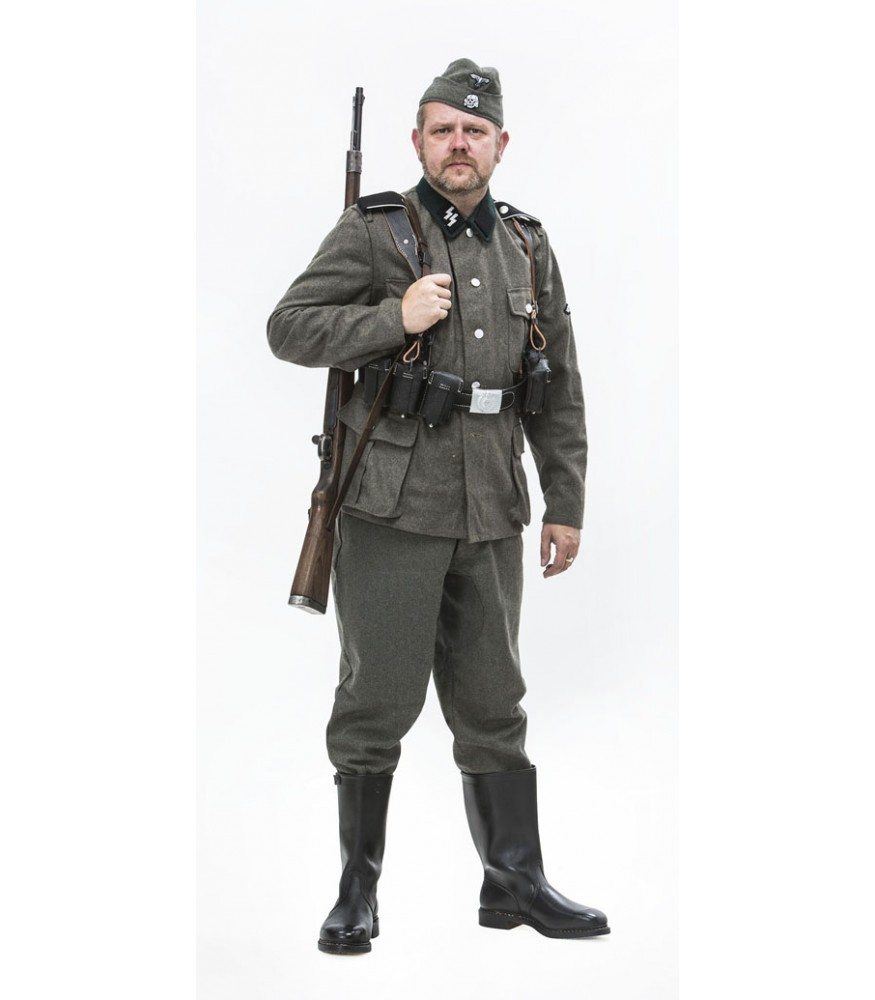 WW2 German uniforms for hire