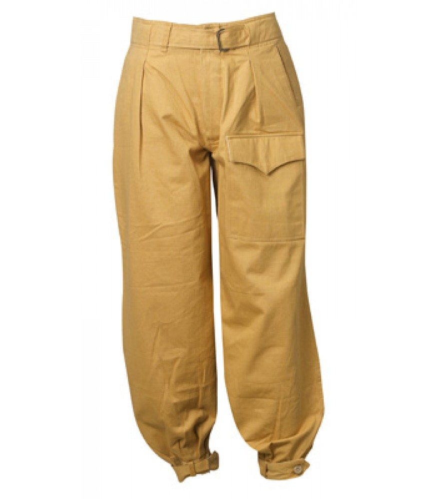 WW2 German Paratrooper Jump trousers Tropical version