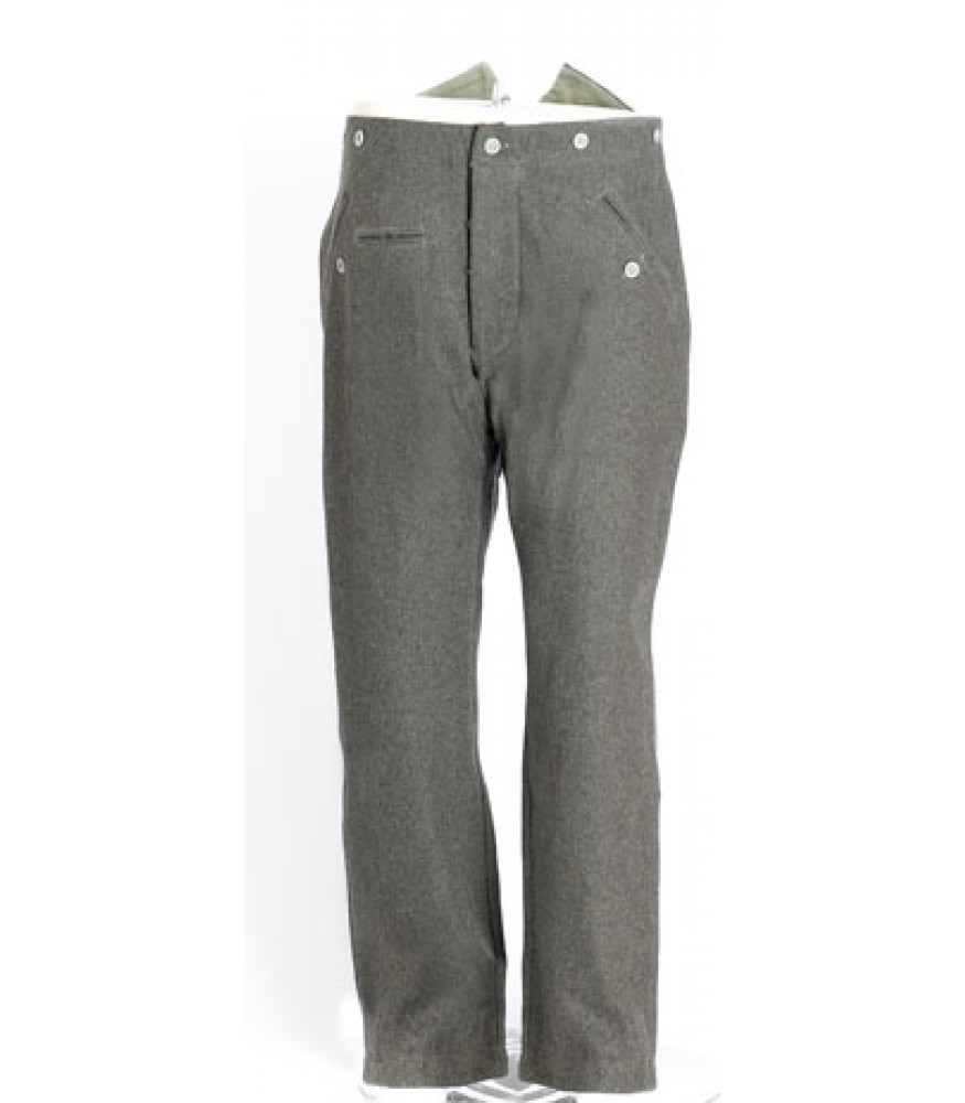 WW2 German army enlisted man m36 wool trousers