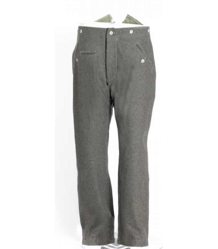 WW2 German army enlisted man m36 wool trousers