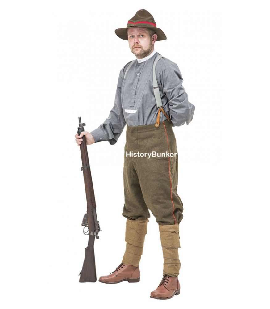 WW1 New Zealand army trousers and breeches