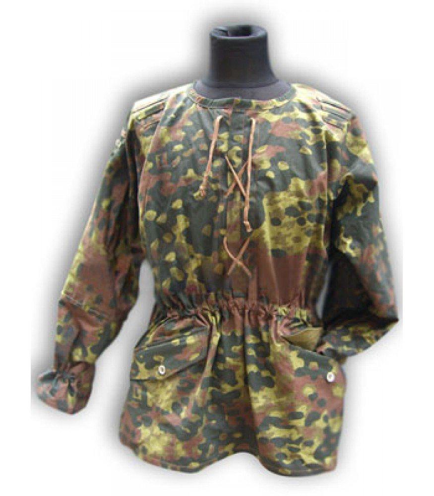 WW2 German Waffen SS Oak Leaf reversible smock