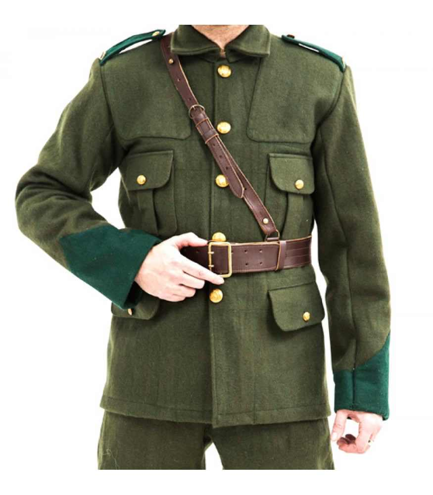 Irish Volunteers Tunic 1916 Easter Rising