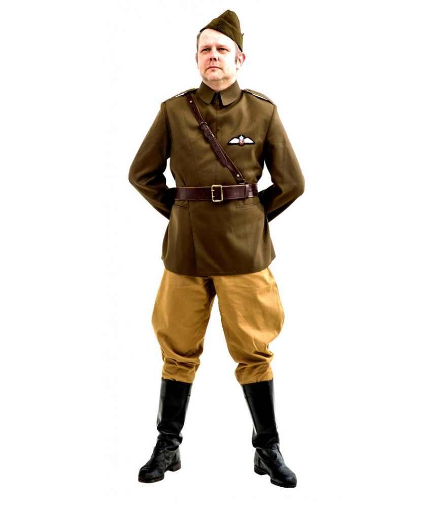 WW1 British RFC Royal Flying Corps Uniform