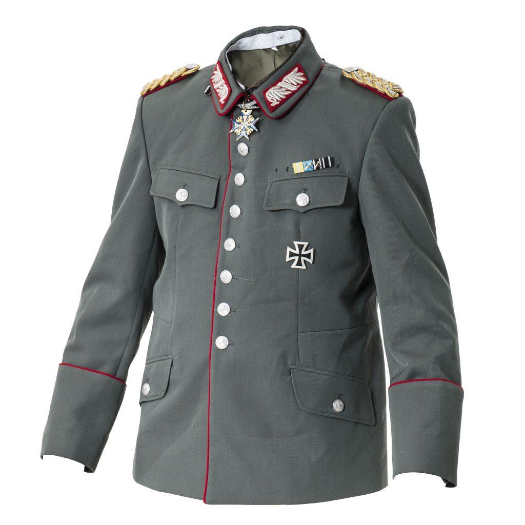 WW1 German Field Marshall tunic