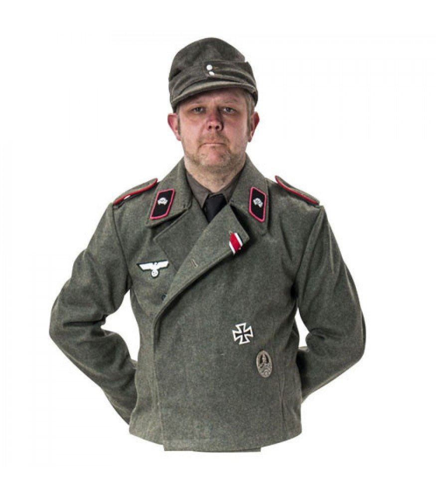 WW2 German Army Sturmartillerie field grey jacket