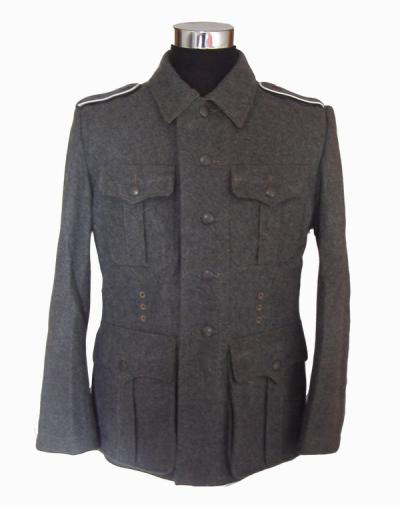WW2 German Army soldiers tunic M40 wool