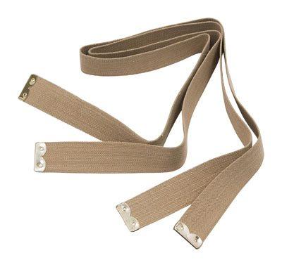 WW1 British P08 webbing shoulder straps 1 pair