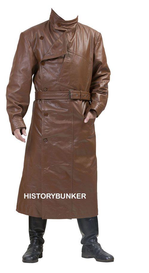 ww1 rfc leather jacket