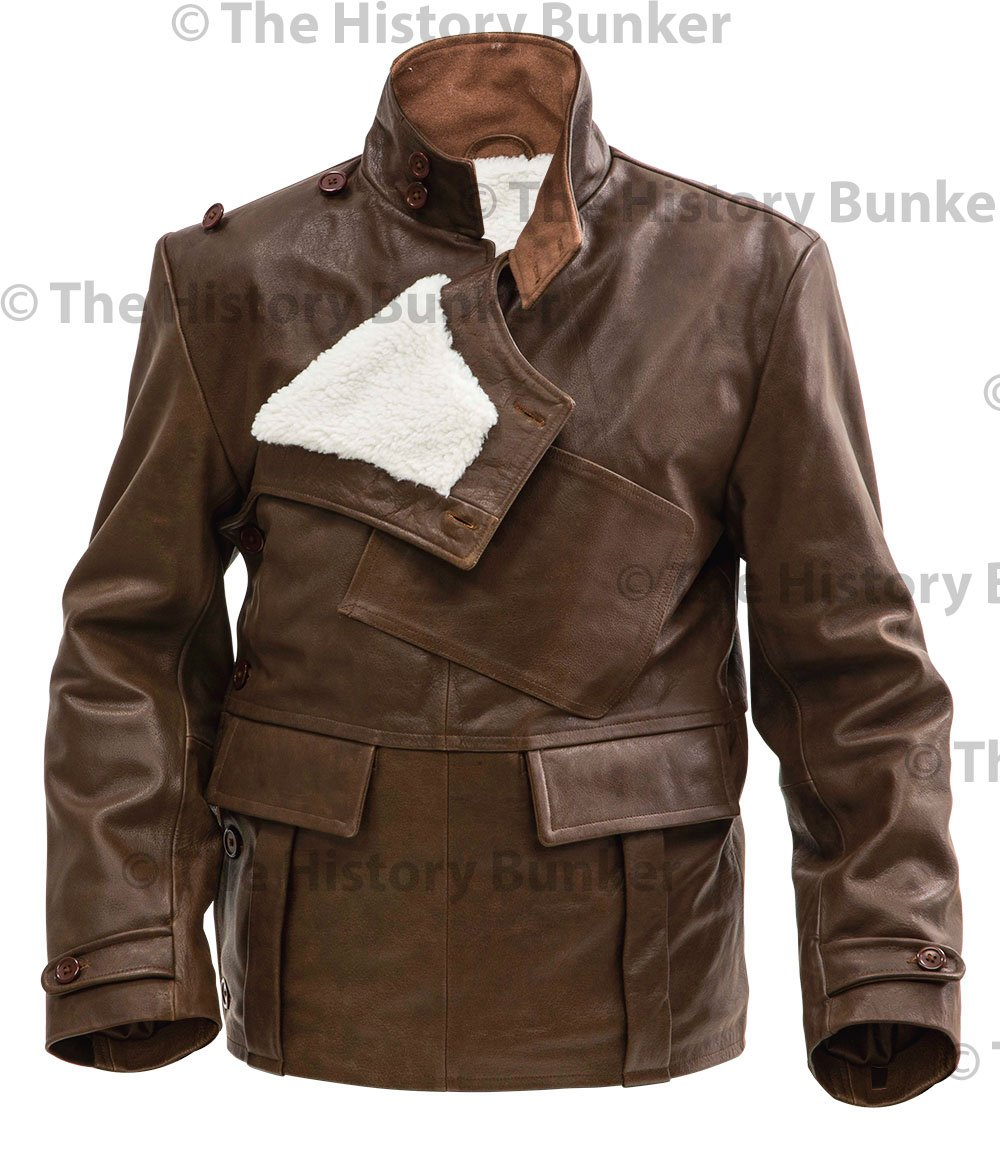 Royal Flying Corps leather jacket
