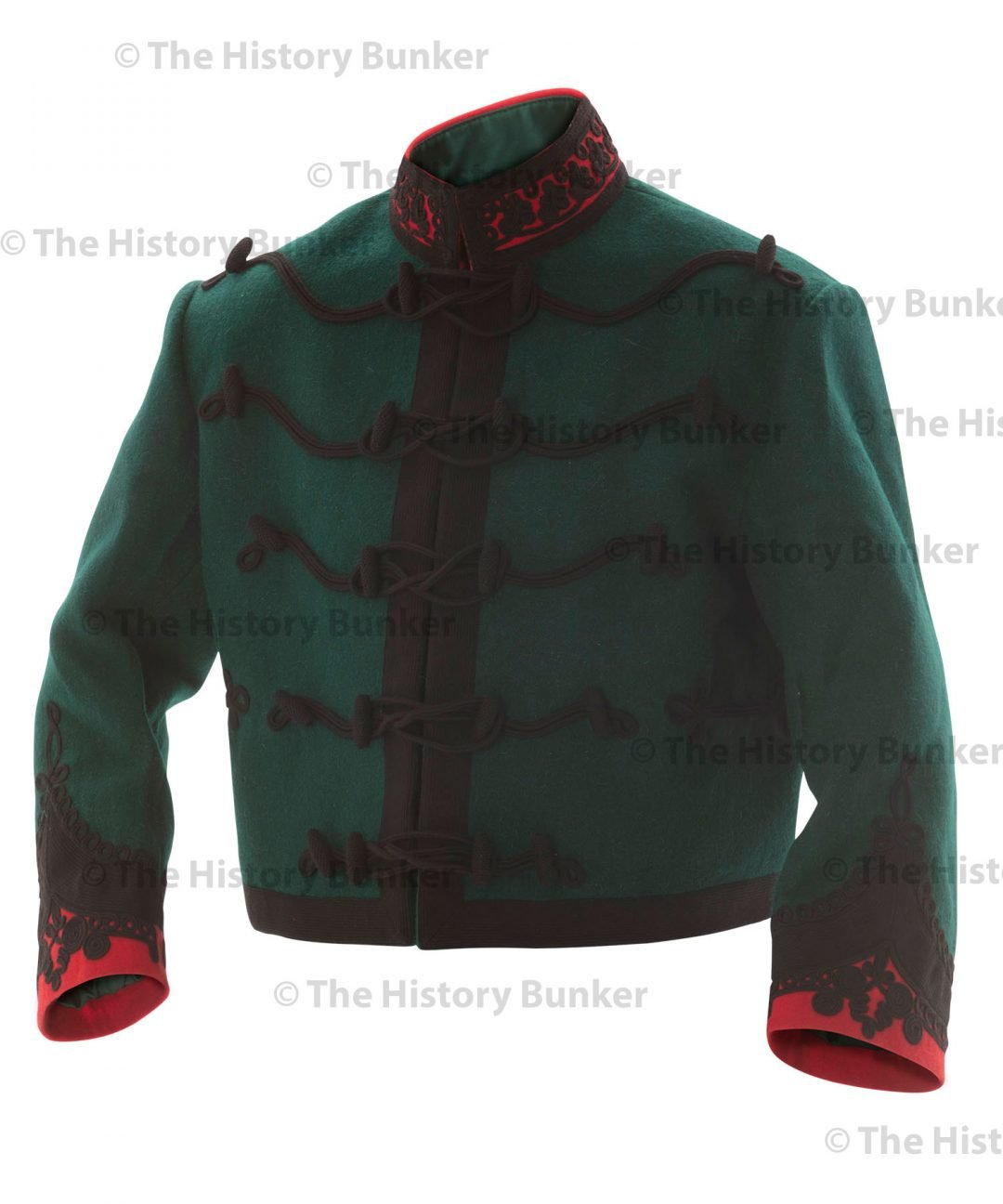 2nd Gurkha Rifles Mess Dress Jacket