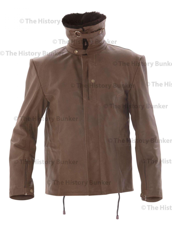 ww2 luftwaffe leather jacket