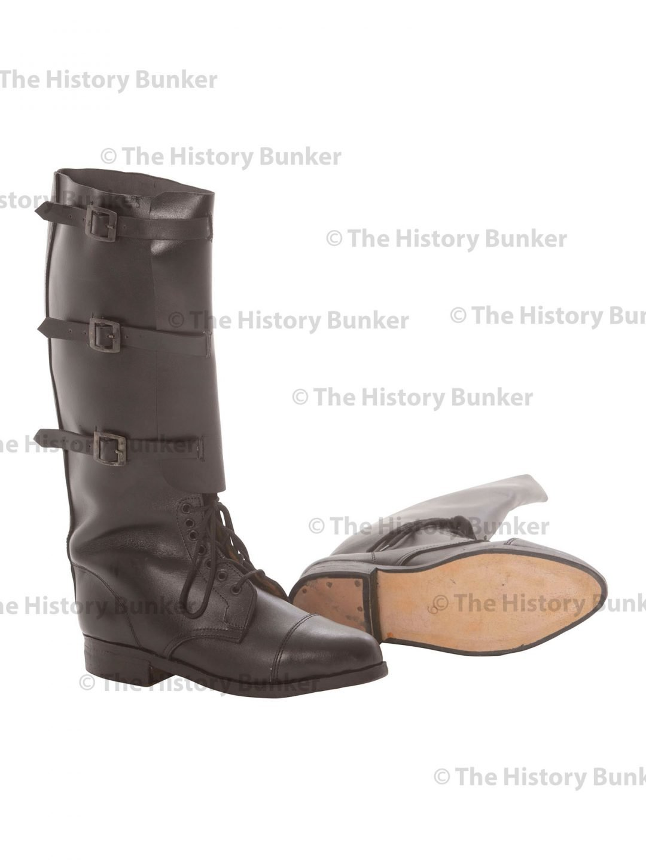 ww1 british officer boots