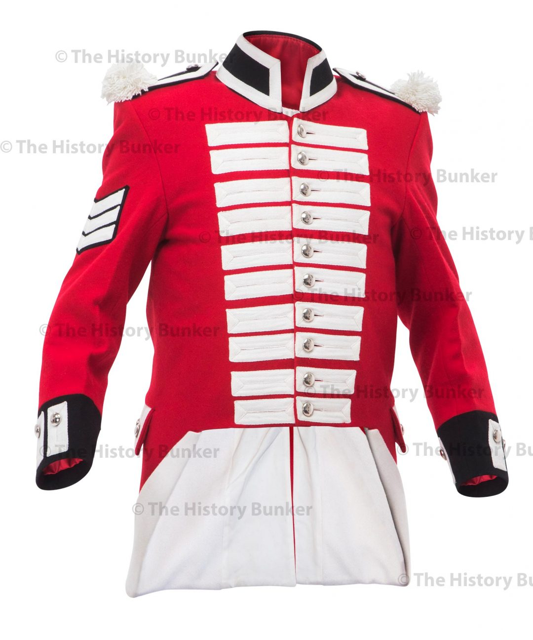 british infantry of the line tunic