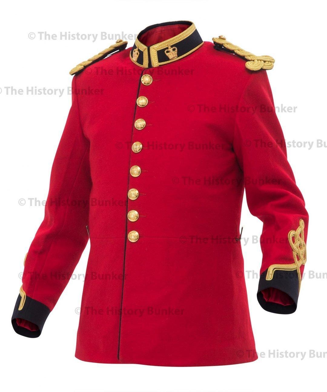 British Victorian uniforms and equipment