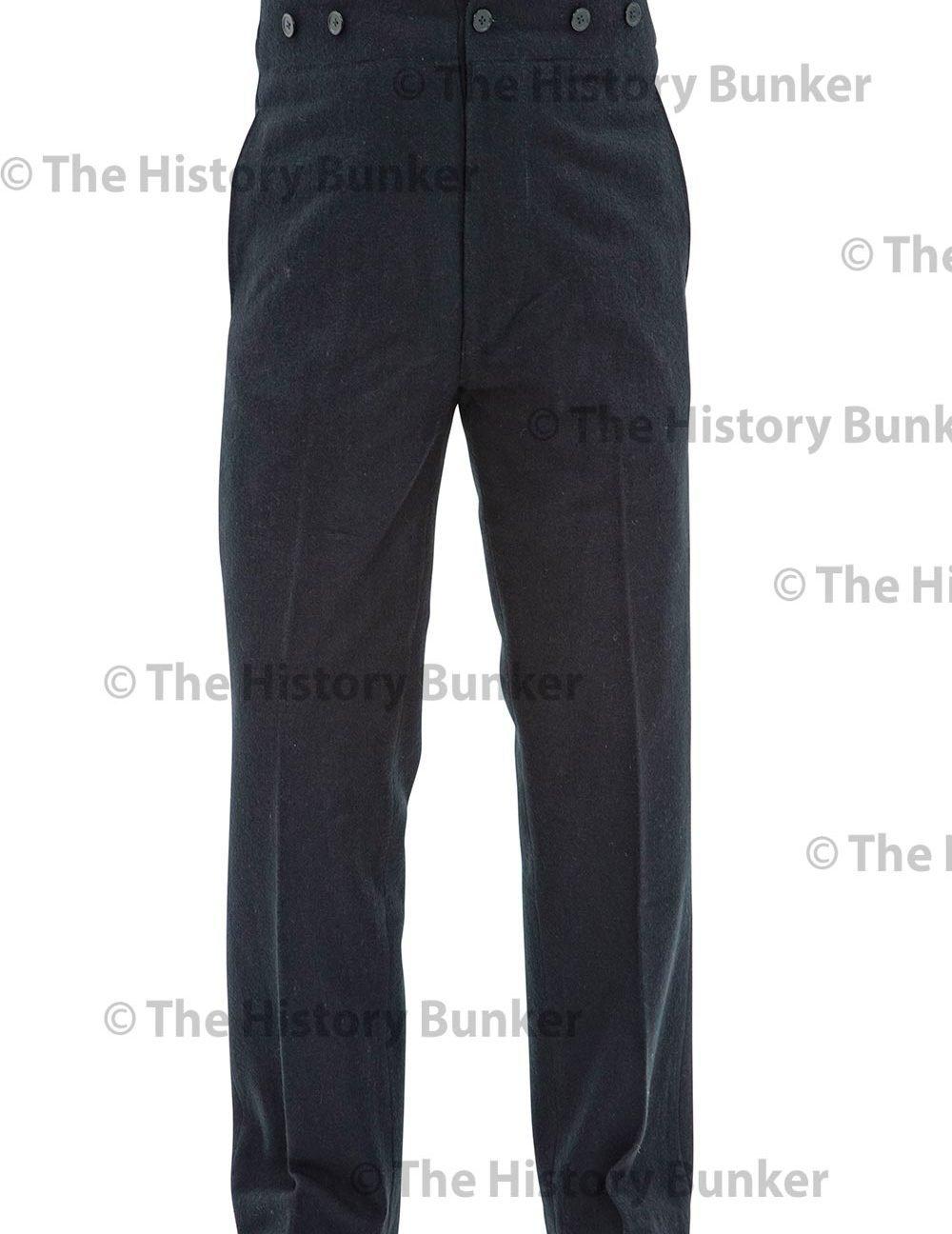 Royal Irish Constabulary Police trousers