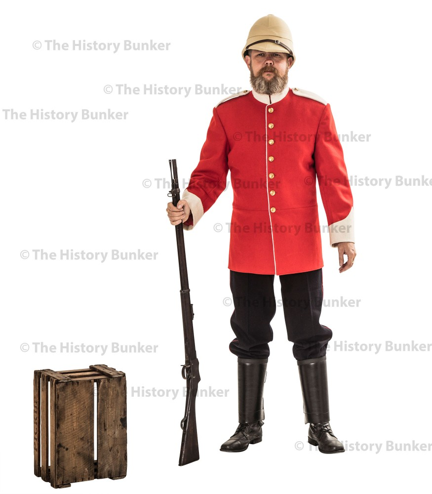 17th Regiment of foot tunic