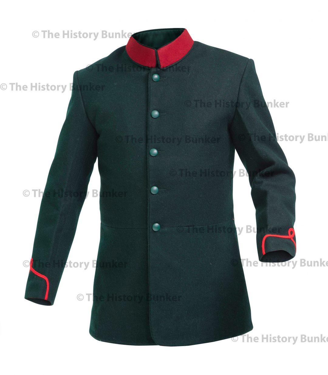 Royal Rifle Corps tunic