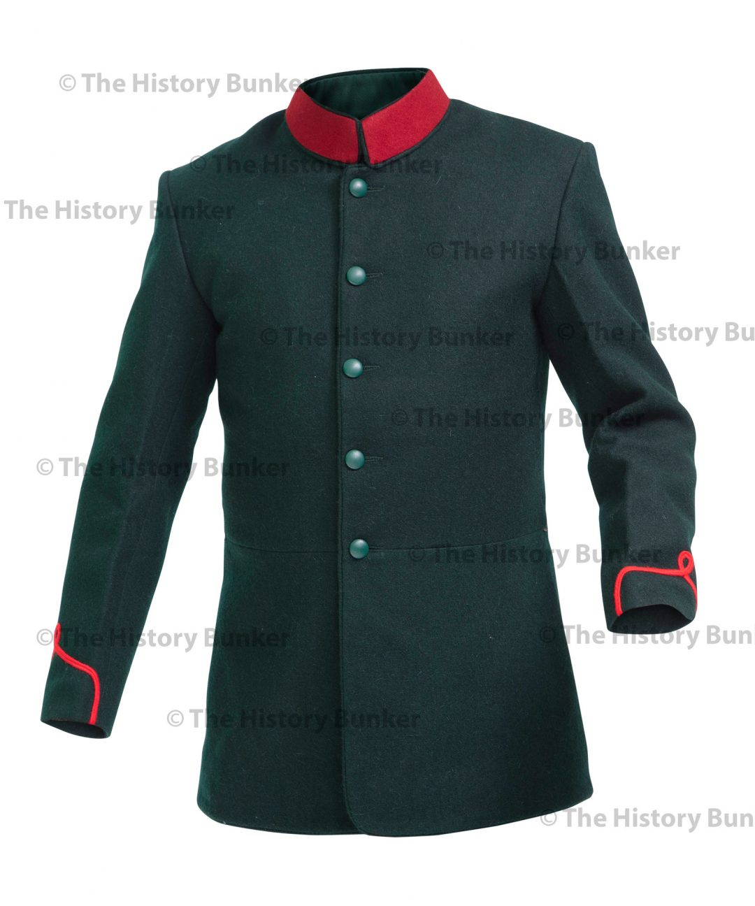 Royal Rifle Corps tunic