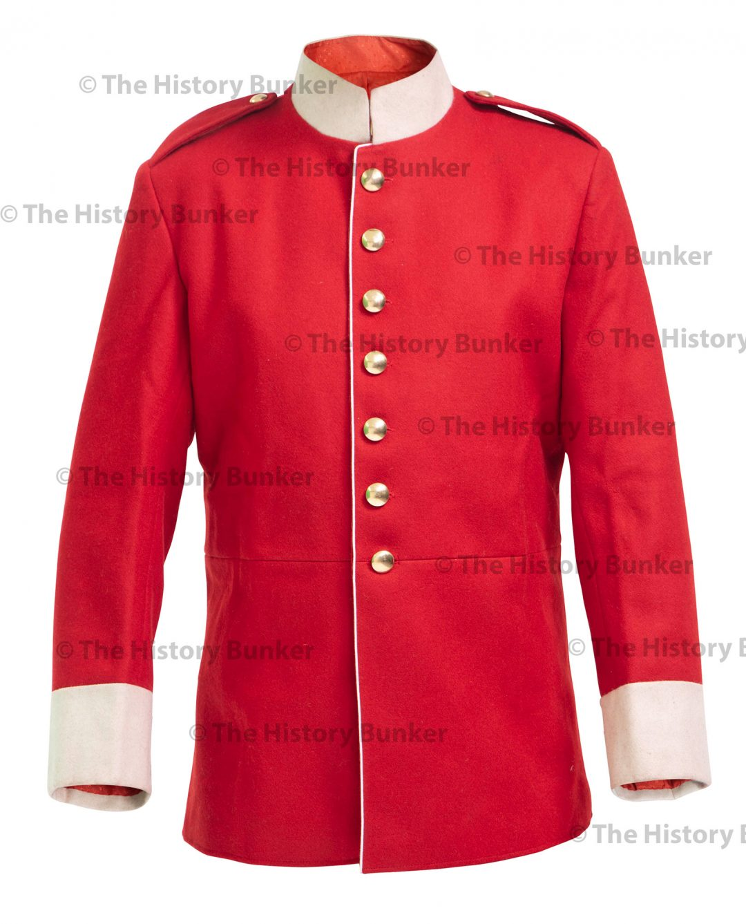 15th Regiment of foot tunic