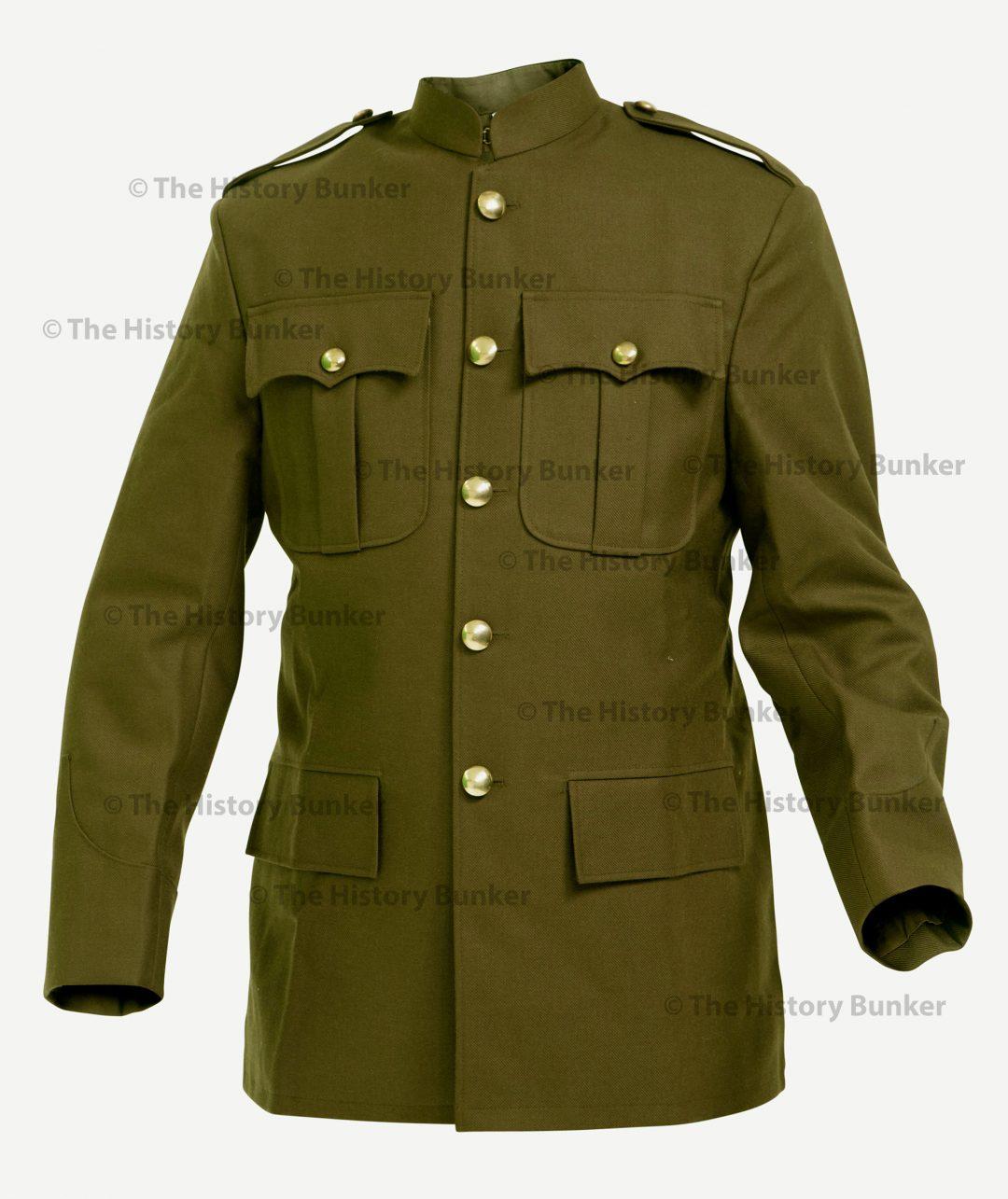 ww2 british army warrant officer tunic