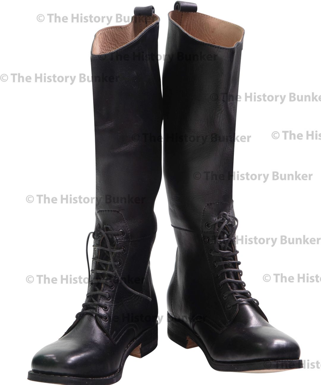 ww1 british officer boots